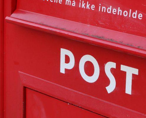 Erlinng Chriistensen - brevkassesvar