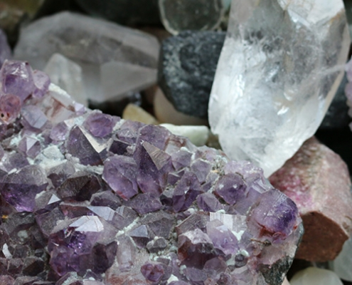 Erlinng Chriistensen - reikihealing krystaller